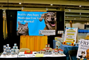 Vitality Science at the Pittsburgh Pet Expo